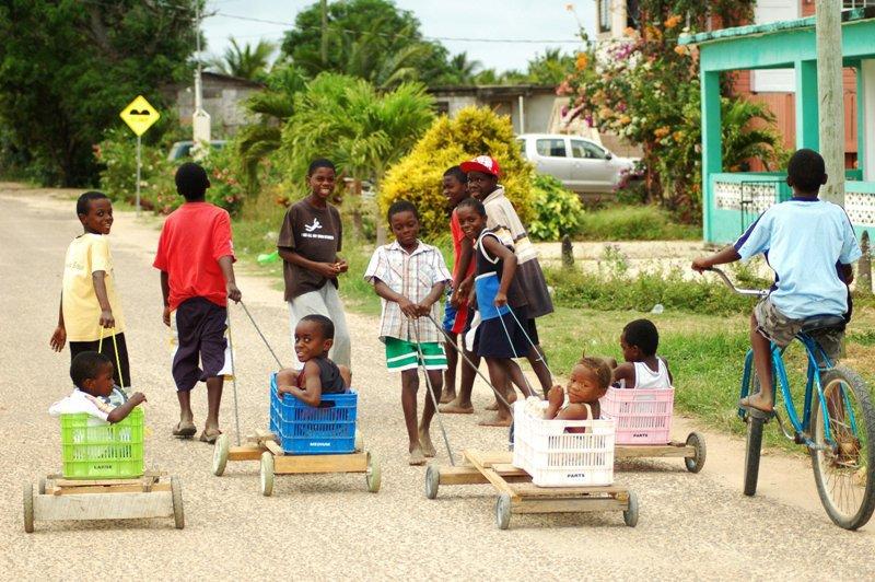 Brooklyn Bridge Boot Camp Belize Mayan Jungle Amp Beach
